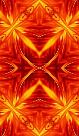 Thangka fire patterns Stock Photo - 14769474