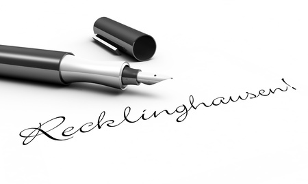 filler: Recklinghausen - pen concept