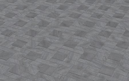 creation of sites: Background gray stone slabs diagonally Stock Photo