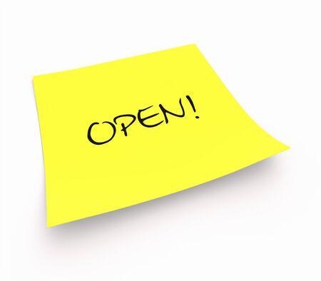 stickies: Stickies - Open