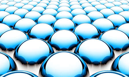 Blue Ball Collection Background 05 Stock Photo - 14913259