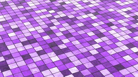 Violet colored tiles background photo