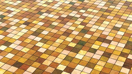 Background brown colored floor tiles 02 photo