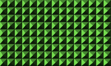 Background - Green Black Zig Zag Stock Photo - 14913775