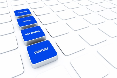 customercare: 3D Pads Blue - Design Content Keywords Ranking 6