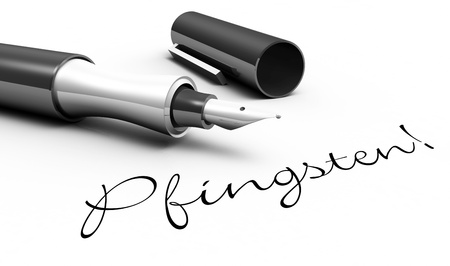 pfingsten: Pfingsten - Pinkonzept