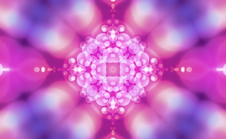 Light Mandala harmony 04 Stock Photo
