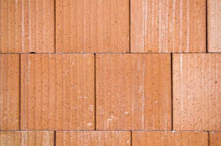 clinker tile: Brick background Stock Photo