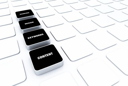 customercare: 3D Pads Black - Design Content Keywords Ranking 6