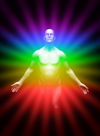 chakras: Transformaci�n en la luz 5