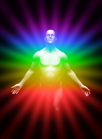 Transformation into the light 5