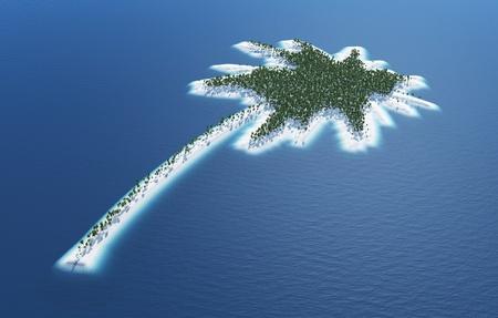 last minute: Palm beach - island concept