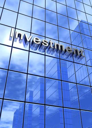 Facades text concept - Investment Stock Photo - 18732621