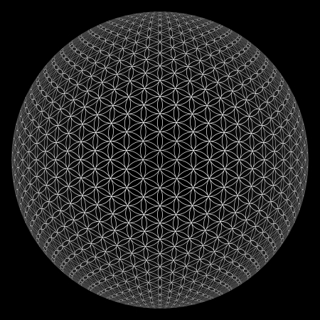energy healing: 3D Ball - Flower of Life 2 released