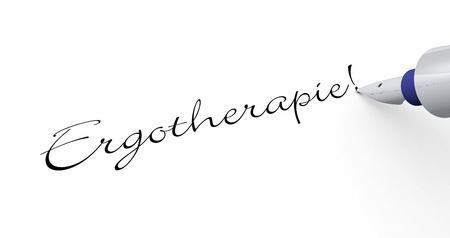 terapia ocupacional: Pen Concept - Terapia Ocupacional