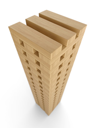 play blocks: Protect tower blocks