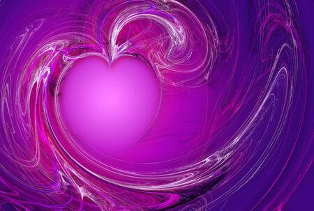 Purple Love Flow photo