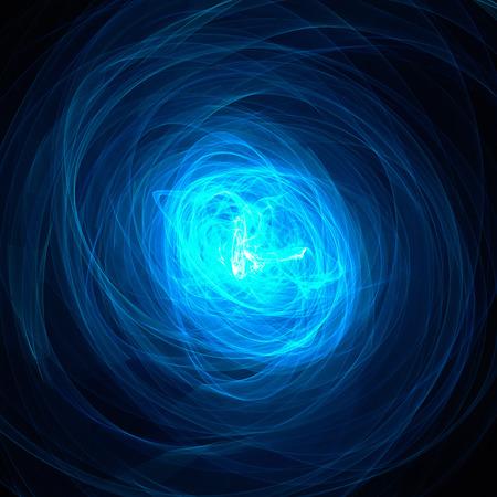 blue light for reincarnation 스톡 콘텐츠