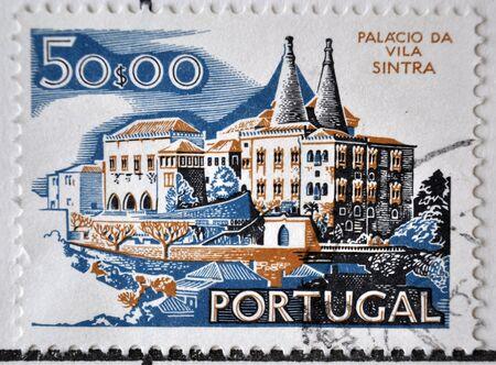 postage: postage stamp, Portugal