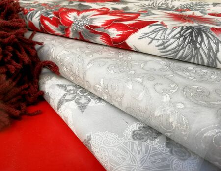 colorful fabrics for patchwork