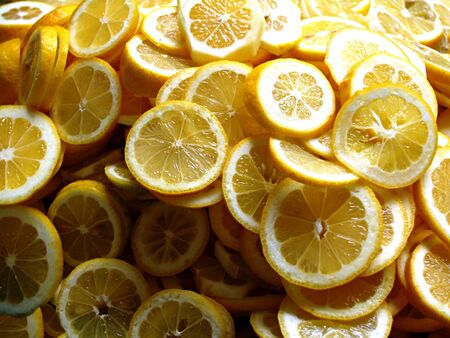 lemon slices mountain