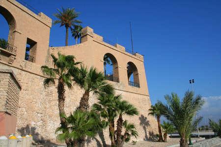 national museum in tripolis, capitol of libya Stock Photo