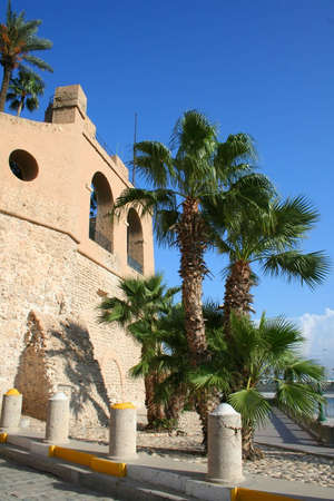 national museum in tripolis, capitol of libya photo