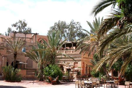 New Medina of Agadir, Morocco Stock Photo