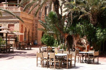 underprivileged: Nuovo Medina di Agadir, Morocco Archivio Fotografico