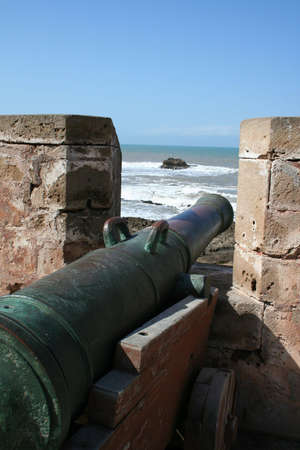 spaniards: View of Essaouira fortress