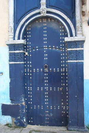 Oudaia Kasbah in Rabat, Morocco