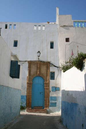 Oudaia Kasbah in Rabat, Morocco  photo