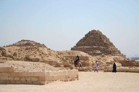 Pyramid of Giza Stock Photo - 5897529