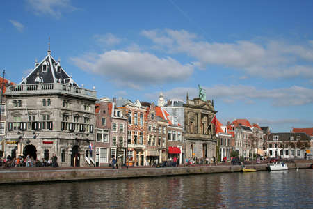 the City of Haarlem, Netherlands
