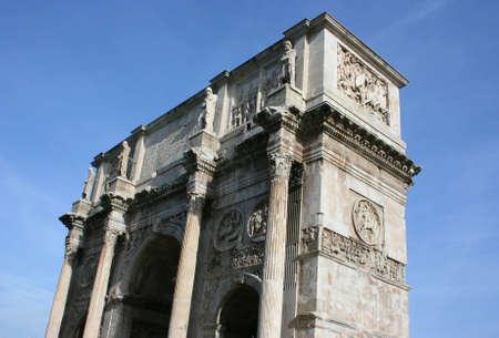 constantino: Rome - Arch of Constantine