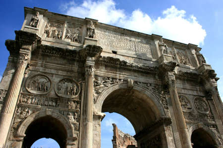 Rome - Arch of Constantine