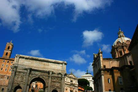 severus: Rome - Forum Romanum