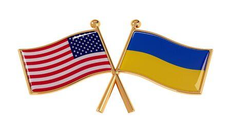 Golden Badge of Friendship between Ukraine and America
