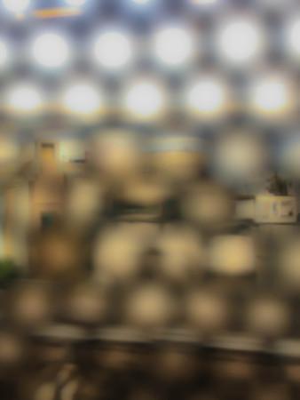 metal mesh: Blurry lights net background Stock Photo
