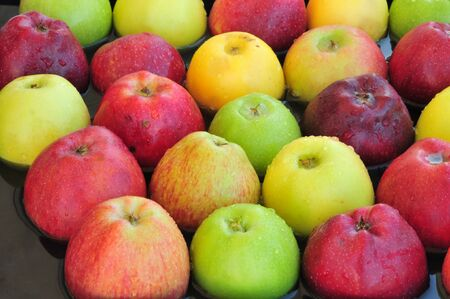 healty: apple, fruit, fresh, color, background, tree, natural, organic, juice, vitamin, healty, sweet