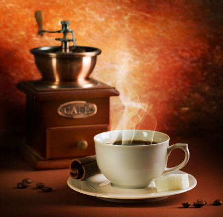 Coffee Time Stock Photo - 6427231