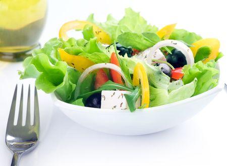 grecian: Healthy Salad