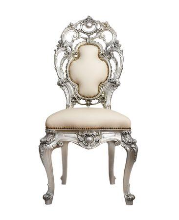 muebles antiguos: Silla lujo