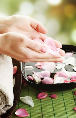 Spa.Manicure Stock Photo - 6600981