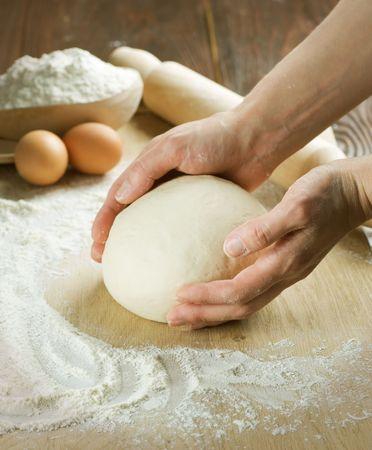 Kneading the Dough photo