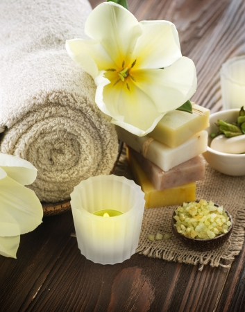 massage herbal: Spa