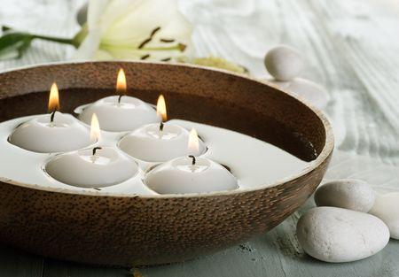 oriental massage: Spa