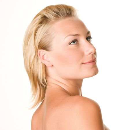 Beautiful Girl Face Stock Photo - 7330009