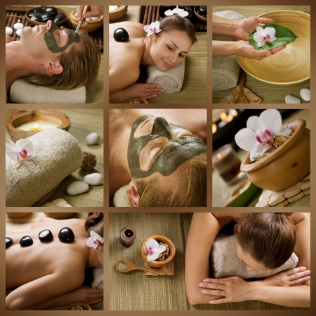 dayspa: Procedure di Spa. Giorno-spa