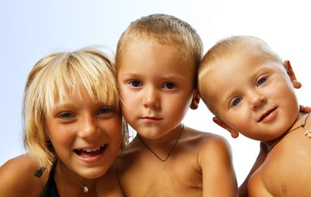 Happy Kids Outdoor photo